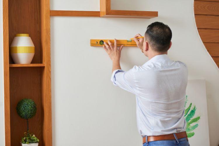 decorating wall